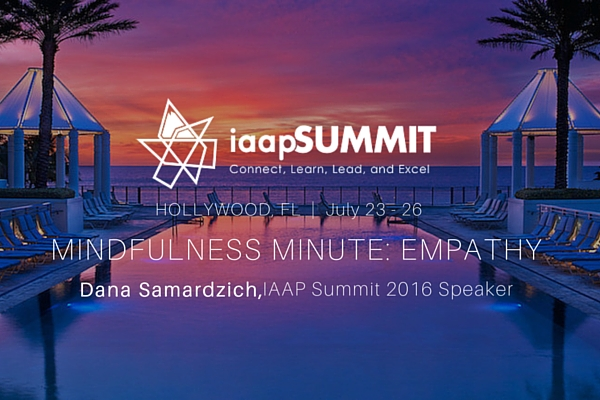 IAAP Summit Blog Graphic