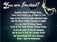 Invitation example 2